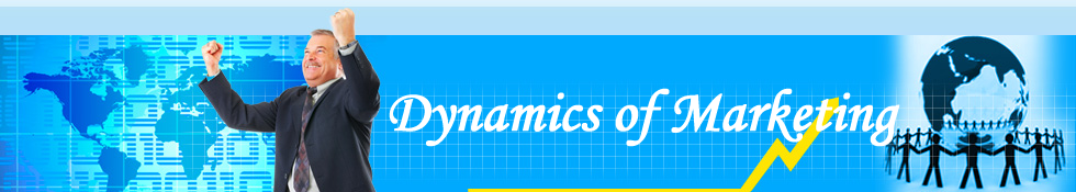 Dynamics of Marketing